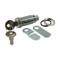 "JR Products Deluxe OEM Compartment 1-3/8"" Keyed Lock"