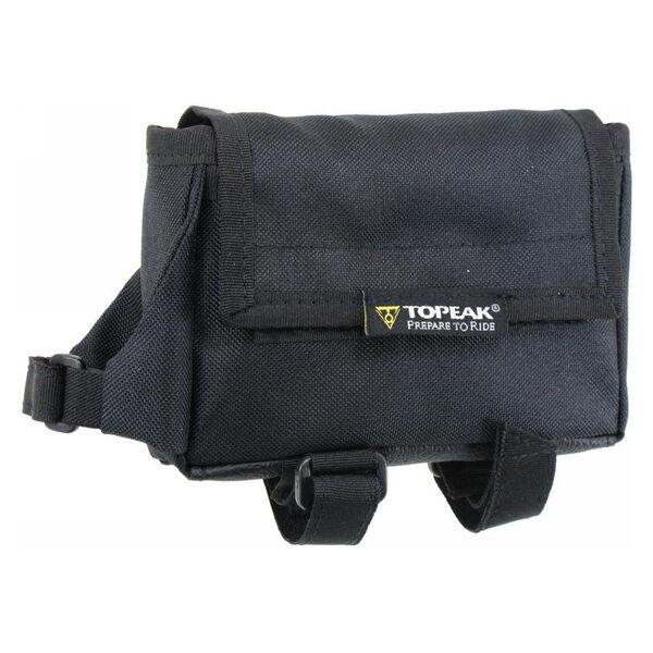 Todson TriBag Top Bike Tube Bag