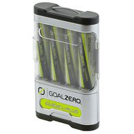 Goal Zero Guide 10 Plus Recharger With Batteries