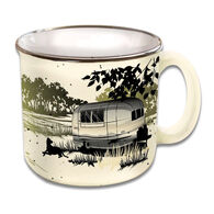 Camp Casual Mugs, Paws and Relax
