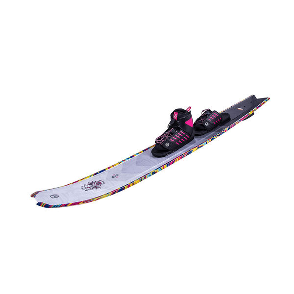 HO Women's Hovercraft With FreeMax Binding And Adjustable Rear Toe Plate