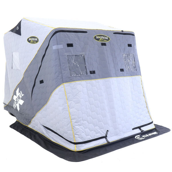 Clam Outdoor  Jason Mitchell Thermal X Ice Fishing Shelter