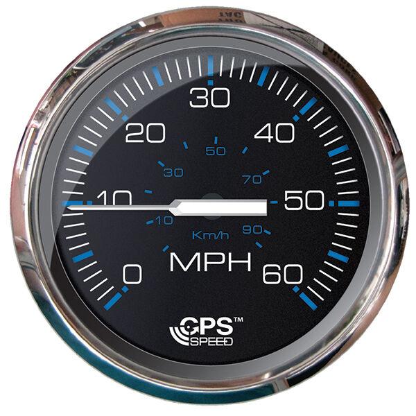 Faria Chesapeake SS GPS Speedometer, 60 MPH