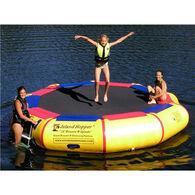 Island Hopper 13' Bounce 'N Splash Water Bouncer