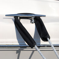 "Premium Removable Chafe Guards Black 1-1/4"" x 36"""