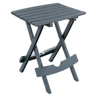 Original Quik-Fold Table, Charcoal