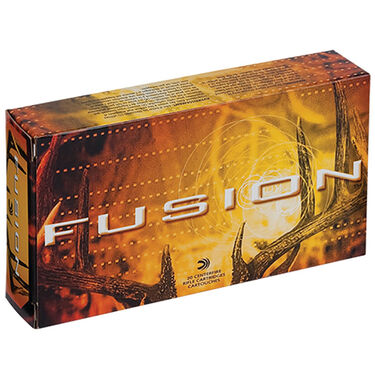 Fusion Rifle Ammunition, 6.5 Creedmor, 140-gr., BTSP