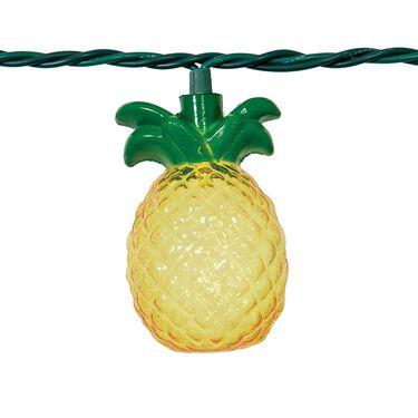 Pineapple String Light Set