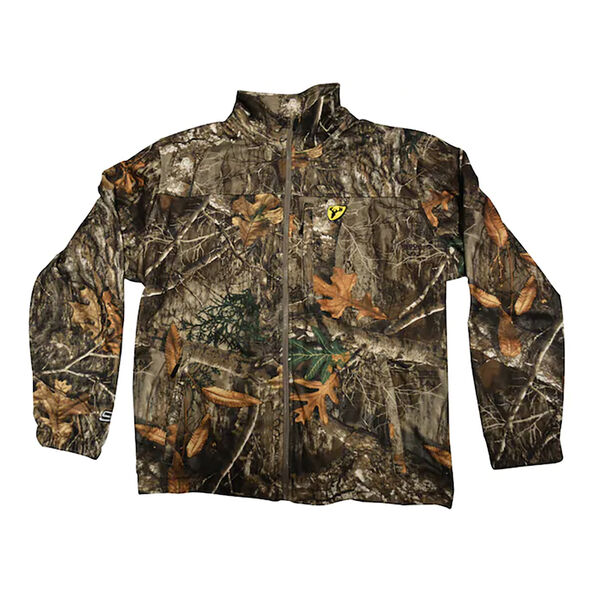 ScentBlocker Men's Wooltex Windblocker Jacket