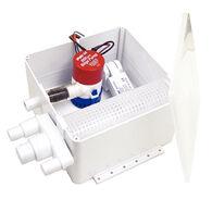 Rule 800 Multi-Port Shower Drain Kit