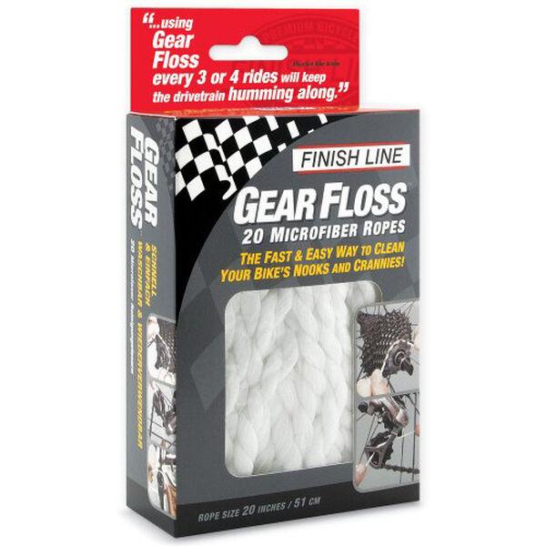 Finish Line Gear Floss Microfiber Rope