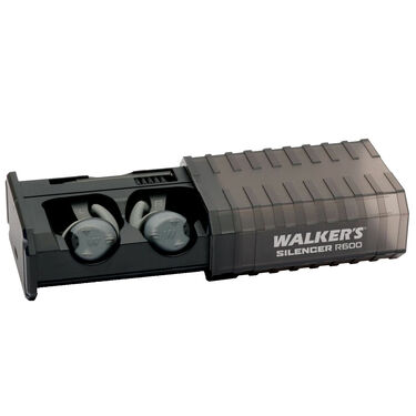 Walker's Silencer Rechargeable Electronic Ear Plugs