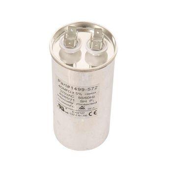 Fan/Run Capacitor (40 Mfd, 370 VAC, 50-60 Hz)