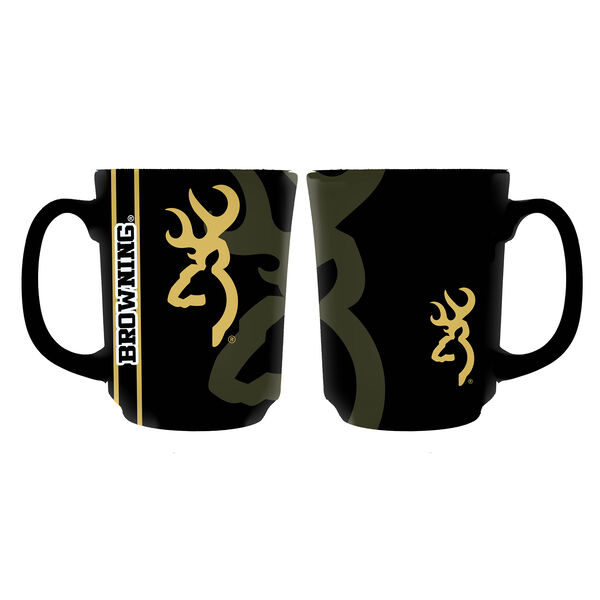 Browning Buckmark Logo Mug, 11 oz.