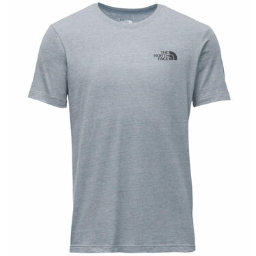 The North Face Men's Tree Tri-Blend Short-Sleeve Tee