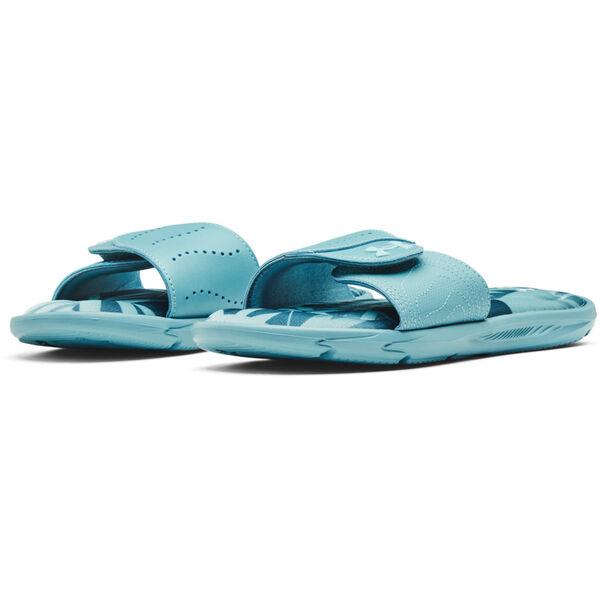 Under Armour Women's Ignite VI Graphic FB Slide Sandals