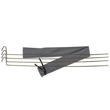Trustmade Hard Shell Rooftop Tent, Black Shell / Light Gray Tent