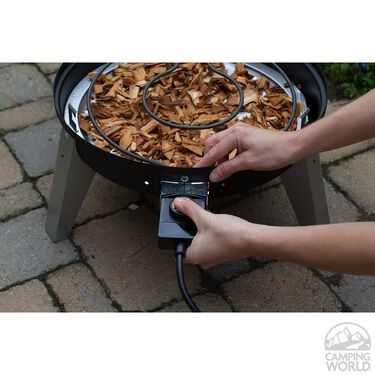 Southern Country Electric 2-In-1 Smoker