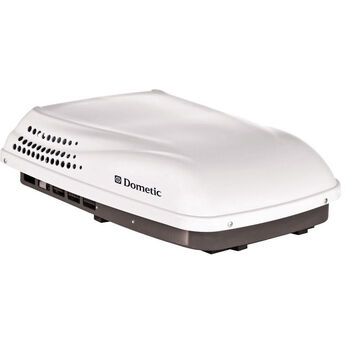 Dometic Penguin II High Capacity RV Air Conditioner, Polar White