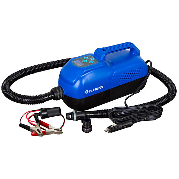 Overton's Stand-Up Paddleboard 12V Electric Pump