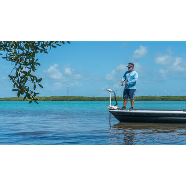 MotorGuide Xi3 Saltwater Wireless Trolling Motor with Pinpoint GPS, 70-lb. 54""