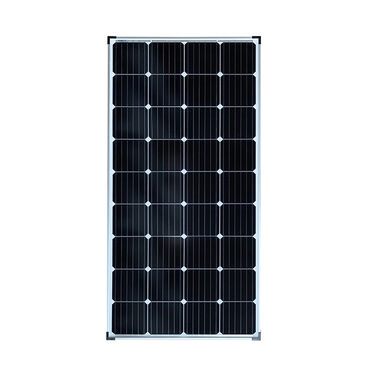 200 Watt Crystalline Solar Panel with 13 Amp Charge Controller
