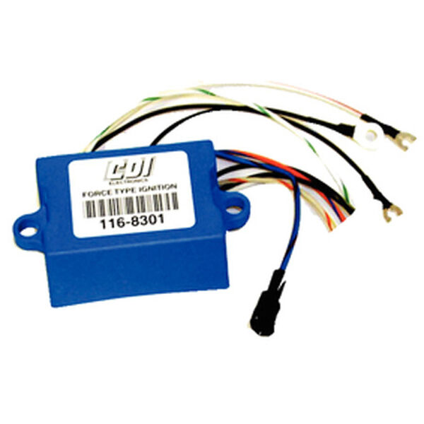 CDI Force Ignition, Prestolite CD Unit Without Plug, Replaces 658301-2