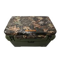 K2 Summit 50 Quart Cooler Seat Cushion, Mossy Oak Infinity Breakup Camo