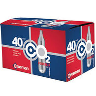 Crosman C02 Powerlet Cartridges, 40 ct.