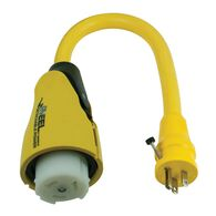 RV EEL Pigtail Adapter 15 Amp to 50 Amp