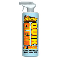 Ducky Quik Clean And Wax, 16 oz.