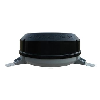 Rayzar Automatic Amplified HD TV Antenna - Black