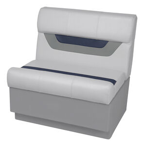 "Toonmate Designer Pontoon 27"" Wide Bench Seat Top"