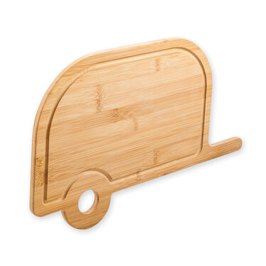 Life is Better at the Campsite Bamboo Cutting Board