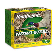 "Remington Nitro-Steel High-Velocity Steel Shot, 20-Ga., 3"", #4 Shot"