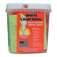 Tannerite White Lightning Rimfire Target Kit