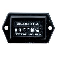 Sierra Universal Rectangular Hour Meter