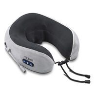 TRAKK Wireless Massage Travel Pillow, Black
