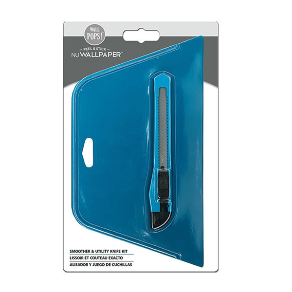 NuWallpaper Smoother and Utility Knife Wallpaper Installation Kit