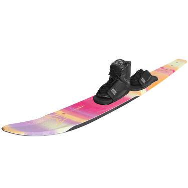 HO Women's Freeride Slalom Waterski w/Free-Max Binding And Adjustable Rear Toe