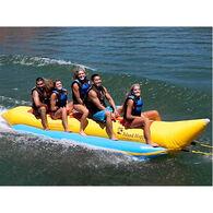 Island Hopper 5-Person Towable Banana Boat