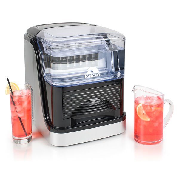 Igloo Large Capacity 33-lb. Automatic Clear Ice Cube Maker