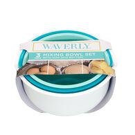 Waverly 3-Piece Mixing Bowl Set