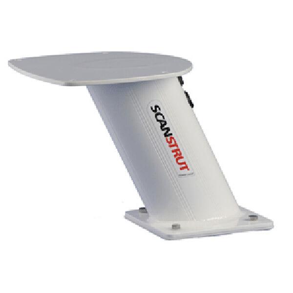 "Scanstrut 10"" Aluminum PowerTower for Garmin/B&G/Lowrance/Raymarine/more Radomes"