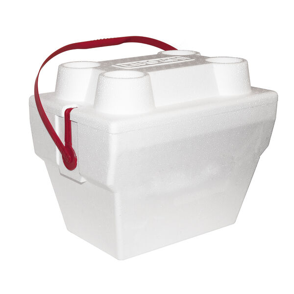 Plain Party 22 Quart Foam Cooler