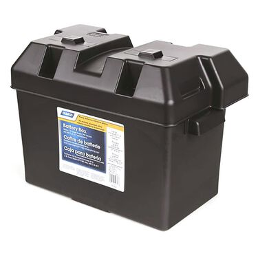 Camco Battery Box, Large