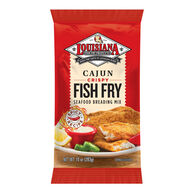 Louisiana Fish Fry Cajun Crispy Fish Fry Breading, 10-Oz.