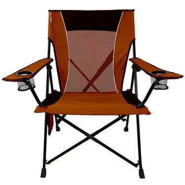 Dual Lock Chair, Orange