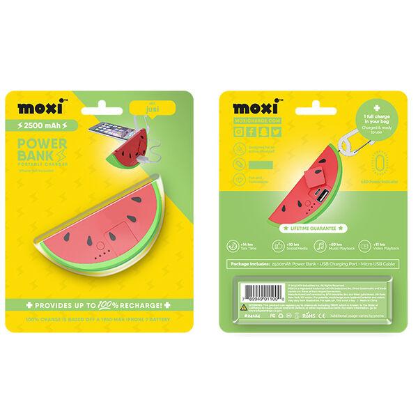 Watermelon 2500mAh Power Bank