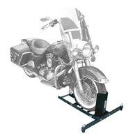 Self-Locking Motorcycle Wheel Chock